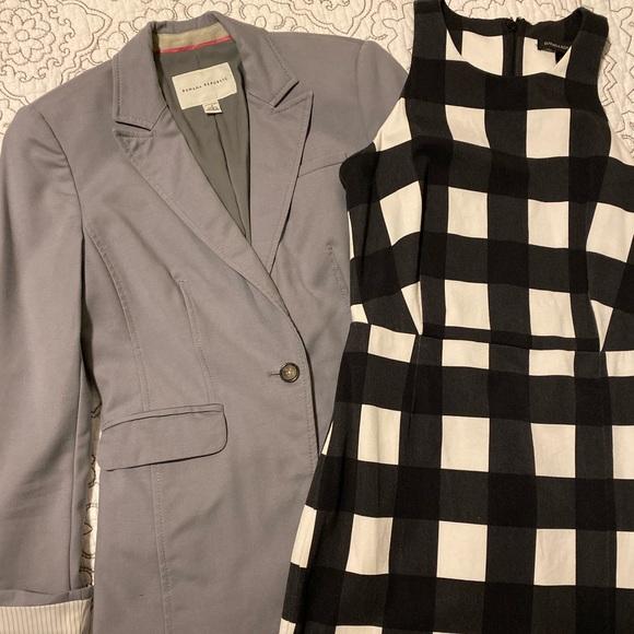 Banana Republic Jackets & Blazers - Banana Republic Blazer + Halter Dress Combo